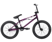 "Subrosa 2021 Wings Park 18"" BMX Bike (17.5"" Toptube) (Trans Purple)"