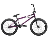 "Subrosa 2021 Wings Park BMX Bike (20.2"" Toptube) (Trans Purple)"
