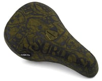 Subrosa Thrashed Mid Pivotal Seat (Army Green/Black)