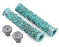 Subrosa Dialed Grips (Teal Drip) (Pair)