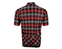 Image 2 for Sugoi Lumberjack Short Sleeve Jersey - 2016 (Black/Red)