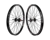 Sun Ringle Sun Envy Cassette Wheel Set (Black)