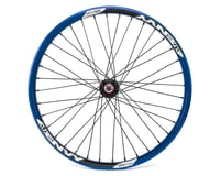 Image 2 for Sun Ringle Sun Envy Cassette Wheel Set (Blue) (20 x 1.75)