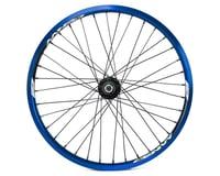 Image 3 for Sun Ringle Sun Envy Cassette Wheel Set (Blue) (20 x 1.75)
