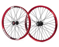 Sun Ringle Sun Envy Cassette Wheel Set (Red)