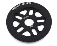 Sunday Knox V2 Guard Sprocket (Black) | relatedproducts