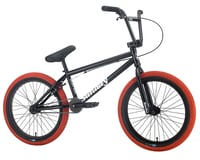 "Sunday 2021 Blueprint BMX Bike (20"" Toptube) (Gloss Black/Red)"