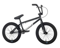 "Sunday 2021 Primer 18"" BMX Bike (18.5"" Toptube) (Black) 