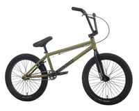 "Sunday 2021 Primer BMX Bike (21"" Toptube) (Matte Army Green)"
