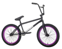 "Sunday 2021 Forecaster BMX Bike (Alec Siemon) (20.75"" Toptube) (Black/Purple)"