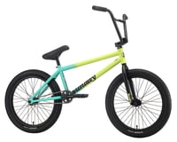 "Sunday 2021 Street Sweeper BMX Bike (20.75"" Toptube) (Matte Green Fade)"