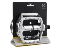 "Image 2 for Sunlite MX Alloy Pedals (Silver) (9/16"")"