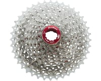 Sunrace MX3 Cassette - 10 Speed, 11-40t, Silver