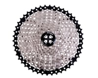Sunrun 11sp cassette, 11-46t - silver/black