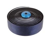 Supacaz Bling Gel Bar Tape (Blue/Carbon/Black)