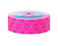 Supacaz Super Sticky Kush Handlebar Tape (Neon Pink & Blue)