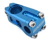 Image 1 for Supercross Racerhead Front Load Stem (Blue) 1-1/8