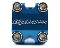 Image 3 for Supercross Racerhead Front Load Stem (Blue) 1-1/8