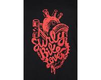 Image 2 for Surly Bike Lover Women's T-Shirt (Black) (S)