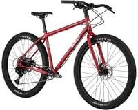 "Image 2 for Surly Bridge Club 27.5"" Bike (Grandma's Lipstick) (XL)"