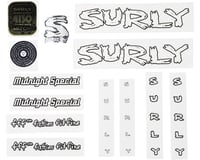 Surly Midnight Special Decal Set White | relatedproducts