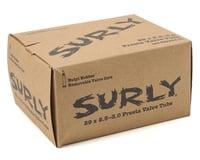 "Image 2 for Surly 29+ Fat Bike Tube (Presta Valve) (29"" x 3"")"