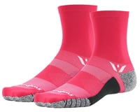 Image 1 for Swiftwick Flite XT Five Sock (Pink) (M)