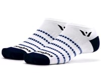 Swiftwick Aspire Zero Socks (White/Navy)