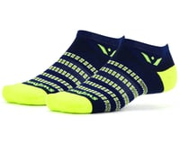 Swiftwick Aspire Zero Socks (Navy/Citron)