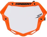 Tangent Ventril 3D Pro Number Plate (Orange) (L)