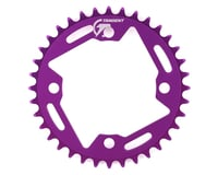 Tangent Halo 4-Bolt Chainring (Purple)