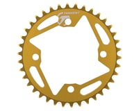 Image 1 for Tangent Halo 4-Bolt Chainring (Gold) (38T)