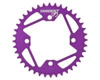 Image 1 for Tangent Halo 4-Bolt Chainring (Purple) (40T)