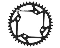 Tangent Halo 4-Bolt Chainring (Black) (104mm BCD) (42T)