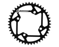Tangent Products Tangent Halo 43t 104mm BCD 4-Bolt Chainring Black