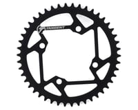 Image 1 for Tangent Halo 4-Bolt Chainring (Black) (46T)