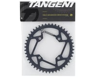 Image 2 for Tangent Halo 4-Bolt Chainring (Black) (46T)