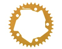 Tangent Halo 5-Bolt Chainring (Gold) | relatedproducts