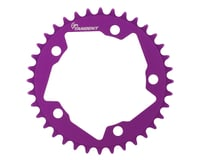 Tangent Halo 5-Bolt Chainring (Purple)
