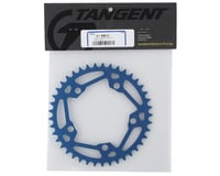 Image 2 for Tangent Halo 5-Bolt Chainring (Blue) (41T)