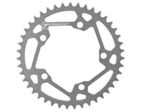 Image 1 for Tangent Halo 5-Bolt Chainring (Gun Metal) (43T)