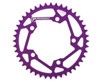 Image 1 for Tangent Halo 5-Bolt Chainring (Purple) (44T)