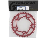 Image 2 for Tangent Halo 5-Bolt Chainring (Red) (45T)