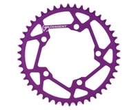 Tangent Halo 5-Bolt Chainring (Purple) (46T) | alsopurchased