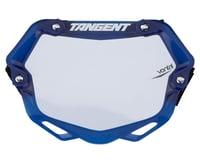 Tangent 3D Ventril Number Plate (Trans Blue)