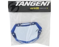 Image 2 for Tangent 3D Ventril Plate Trans (Blue) (S)