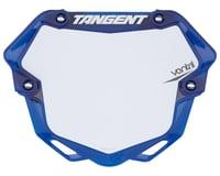 Image 1 for Tangent 3D Ventril Plate Trans (Blue) (L)