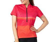 Image 1 for Terry Breakaway Mesh Short Sleeve Jersey (Zoom/Fire) (M)