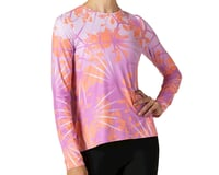 Terry Soleil Flow Women's Long Sleeve Cycling Top (Hex)