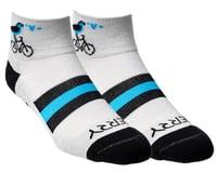 Terry Women's Air Stream Socks (Whistle)